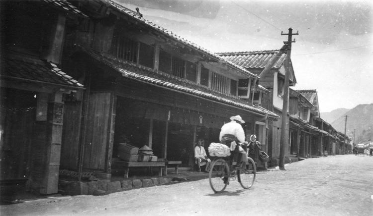 鯖街道と熊川宿